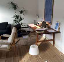 Smart solution for your workspace bedroom ideas (49)