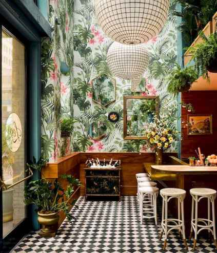 The 60 most stylish eclectic bar ideas (15)