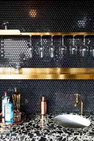 The 60 most stylish eclectic bar ideas (43)
