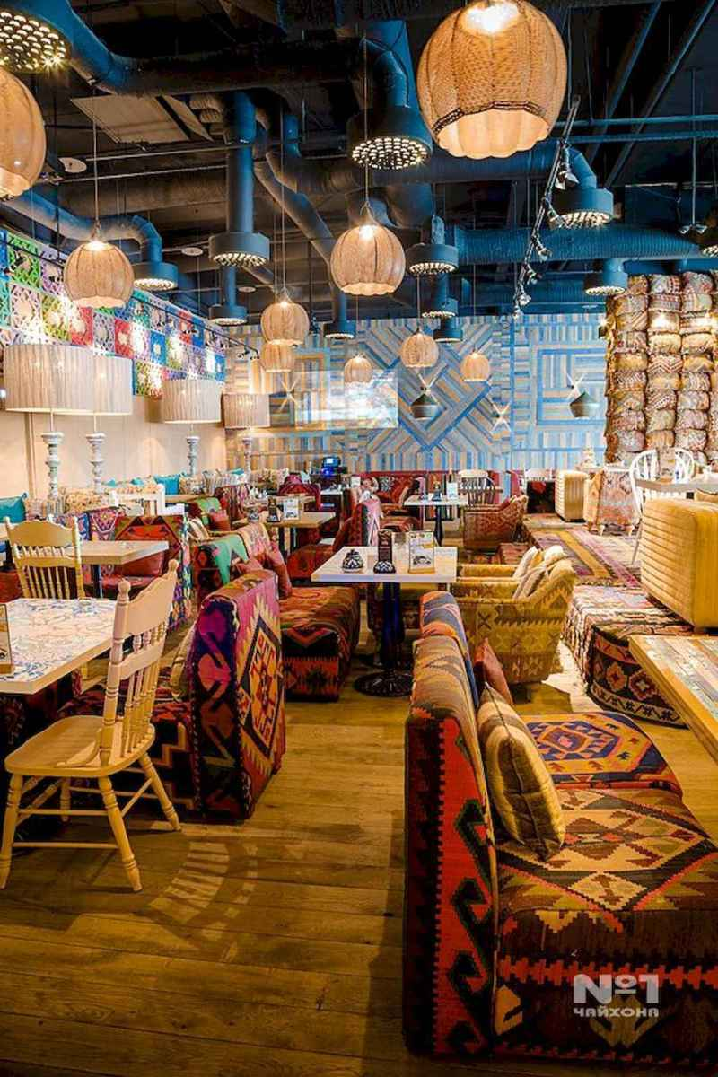 The 60 most stylish eclectic bar ideas (7)