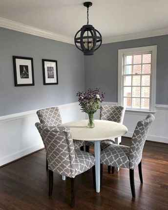20 small and clean first apartment dining room ideas (11)