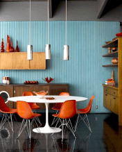 20 small and clean first apartment dining room ideas (7)