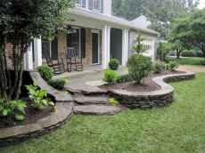 25 beautiful front yard landscaping ideas on a budget (14)