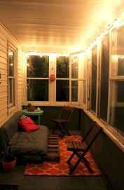 30+ diy apartment decorating christmas lights (19)