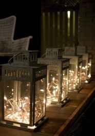 30+ diy apartment decorating christmas lights (6)