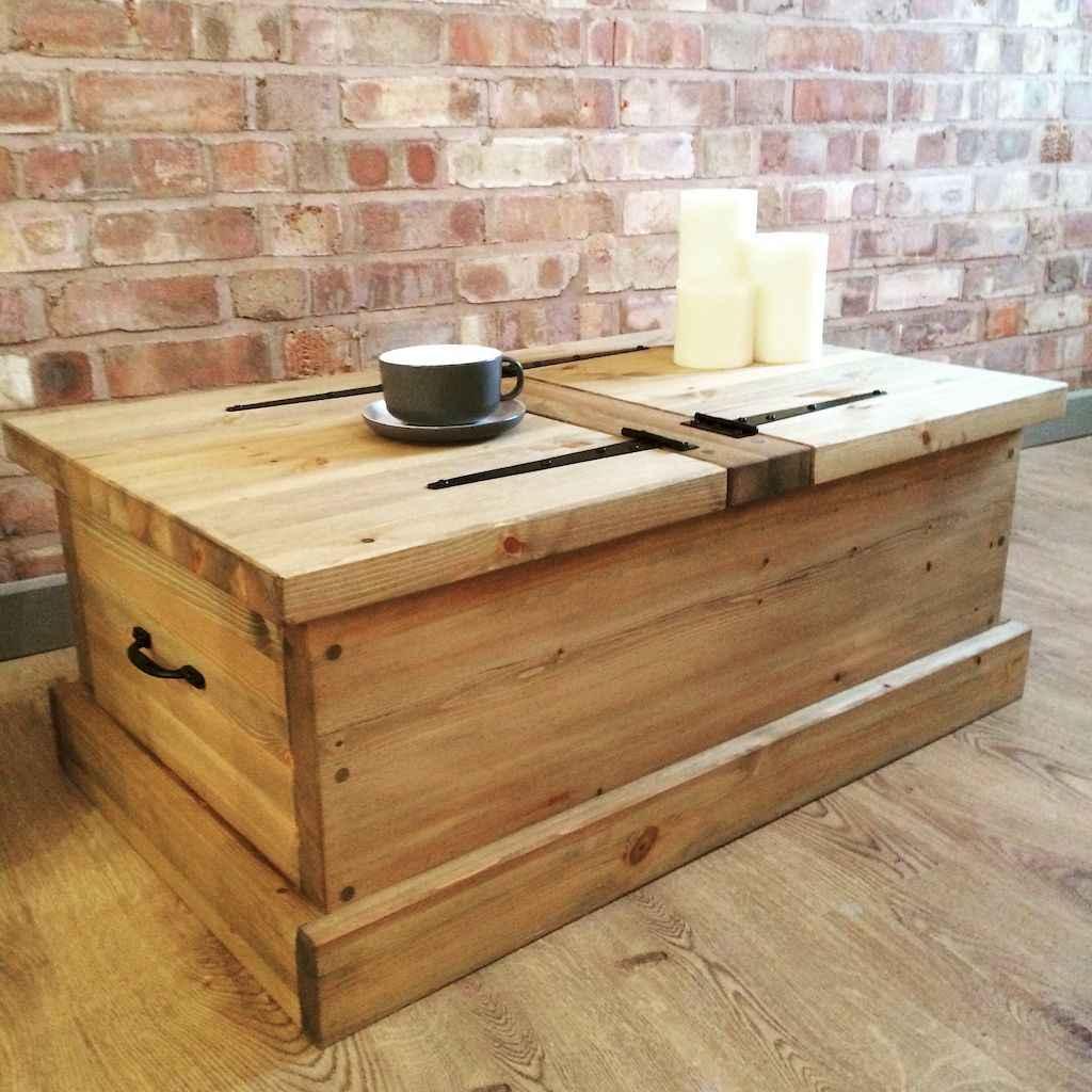 30 Inspiring Diy Rustic Coffee Table Ideas Remodel 11