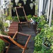 50 affordable small first apartment balcony decor ideas (38)
