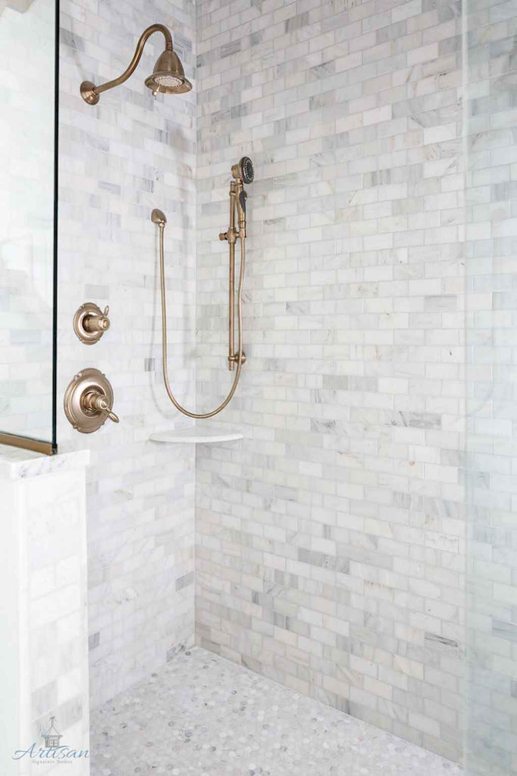 50 beautiful bathroom shower tile ideas (2) - Roomadness.com