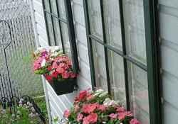 50 diy flower garden ideas in front of house (10)
