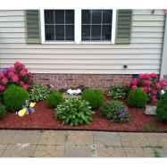 50 diy flower garden ideas in front of house (17)
