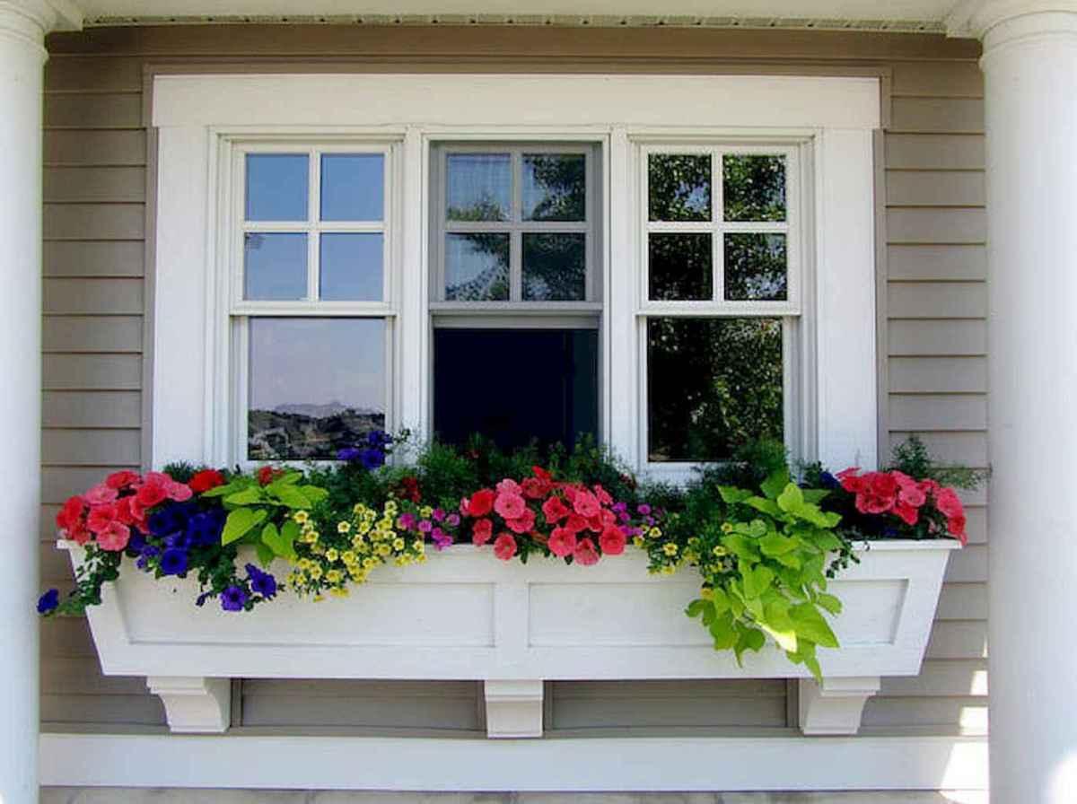 50 diy flower garden ideas in front of house (2)