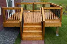 50 deck railing ideas for your home (57)