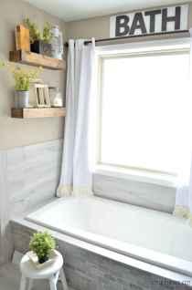 50 rustic farmhouse master bathroom remodel ideas (6)
