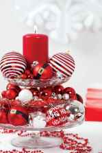 60 apartment decorating ideas for christmas (1)