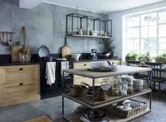 70 amazing industrial furniture ideas decoration for your kitchen (65)
