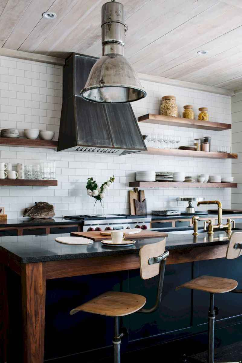 70 amazing industrial furniture ideas decoration for your kitchen (71)