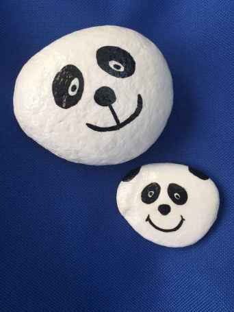 70 diy painted rock for first apartment ideas (32)