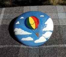 70 diy painted rock for first apartment ideas (5)