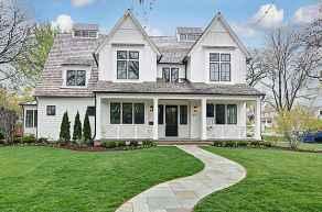 70 stunning farmhouse exterior design ideas (33)