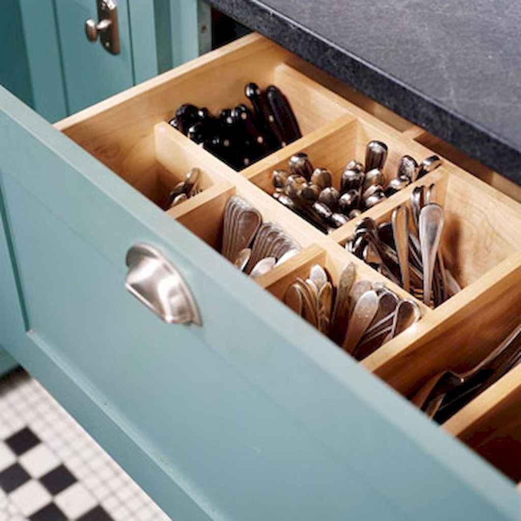 100 smart kitchen organization ideas for first apartment (25)