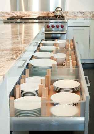 100 smart kitchen organization ideas for first apartment (45)