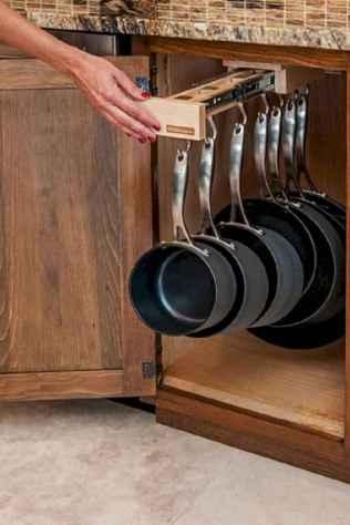 100 smart kitchen organization ideas for first apartment (75)