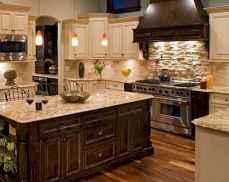 150 gorgeous farmhouse kitchen cabinets makeover ideas (105)