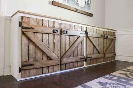 150 gorgeous farmhouse kitchen cabinets makeover ideas (109)