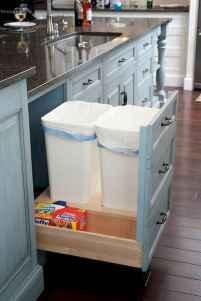 150 gorgeous farmhouse kitchen cabinets makeover ideas (11)