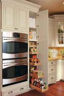 150 gorgeous farmhouse kitchen cabinets makeover ideas (129)