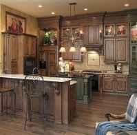 150 gorgeous farmhouse kitchen cabinets makeover ideas (8)