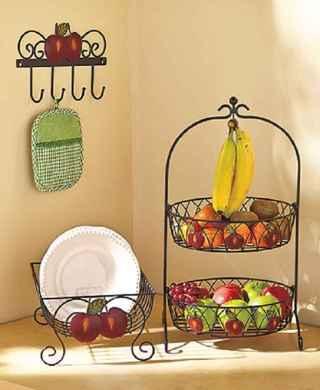 20 awesome diy farmhouse produce rack decor ideas (7)