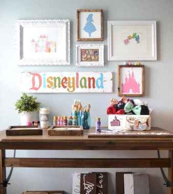 20 diy disney apartment decorations ideas (18)
