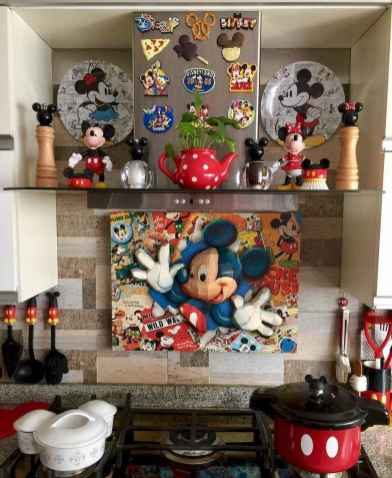 20 diy disney apartment decorations ideas (5)