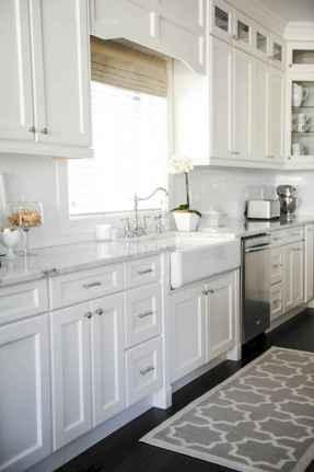 20 fantastic white shaker cabinets kitchen ideas (6)