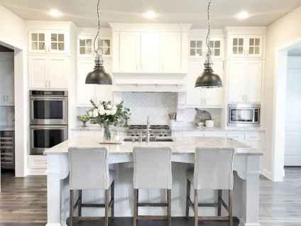 20 fantastic white shaker cabinets kitchen ideas (7)