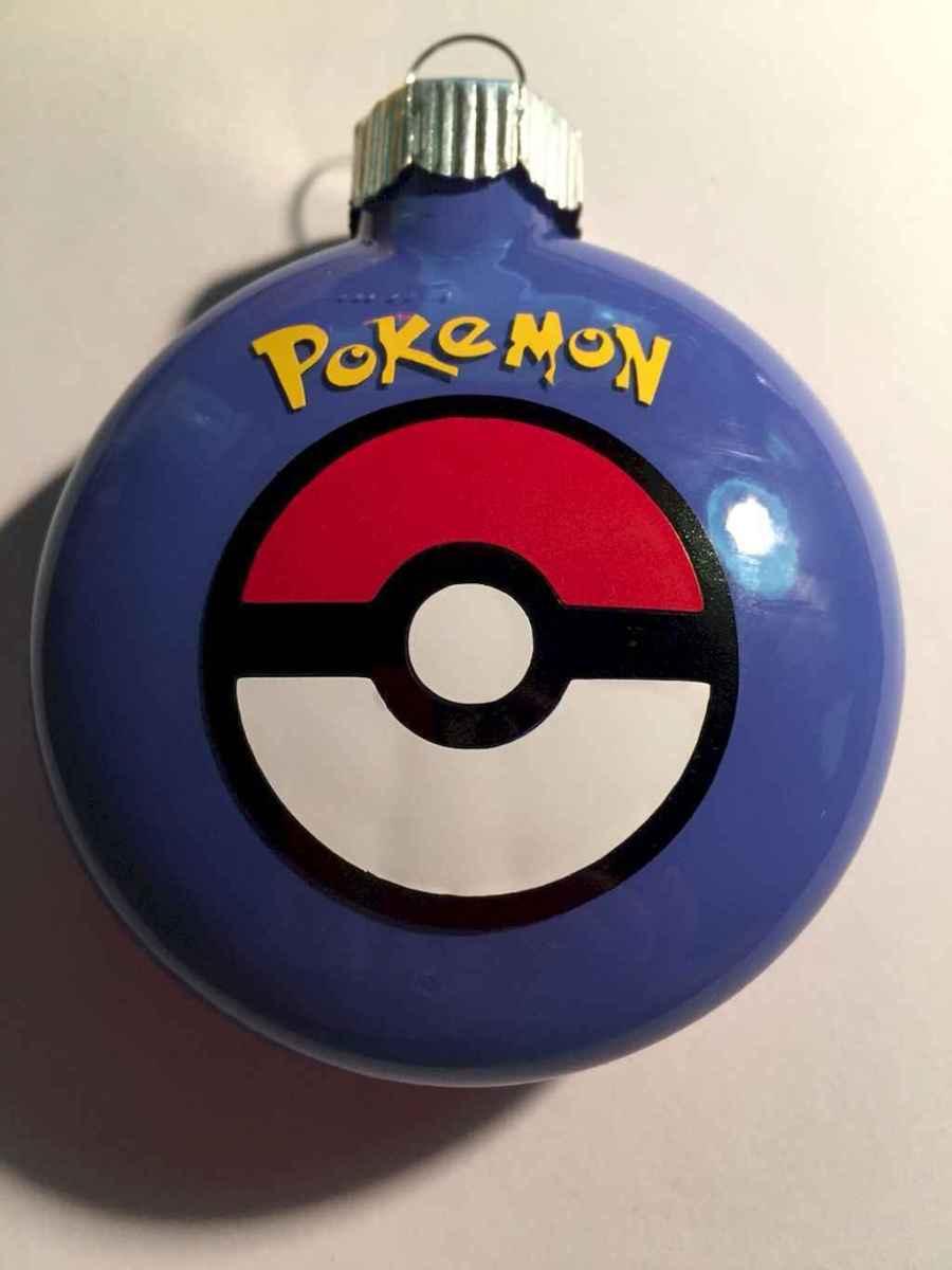 22 cute pokemon christmas tree decor ideas (10)