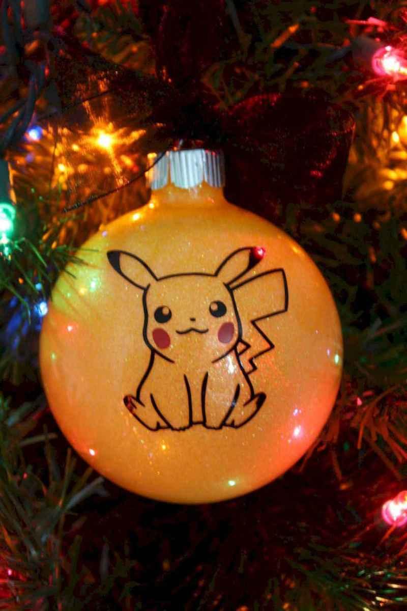 22 cute pokemon christmas tree decor ideas (14)