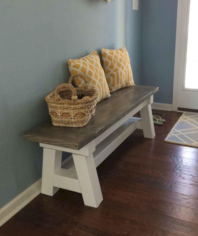 30 Modern Home Decor Ideas: 30 Diy Modern Farmhouse Bench Decor Ideas (30