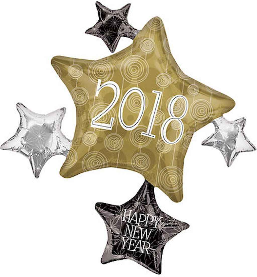 35 awesome 2018 new year party decorations ideas (12)