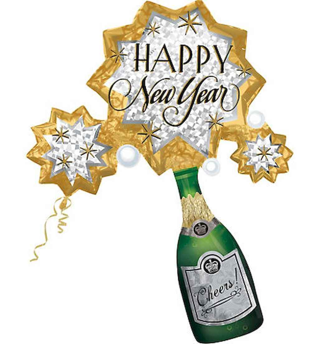 35 awesome 2018 new year party decorations ideas (14)