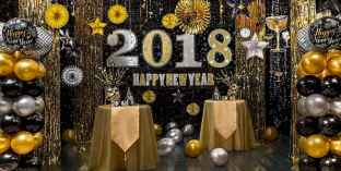 35 awesome 2018 new year party decorations ideas (19)