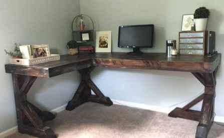 40 easy diy farmhouse desk decor ideas on a budget (2)