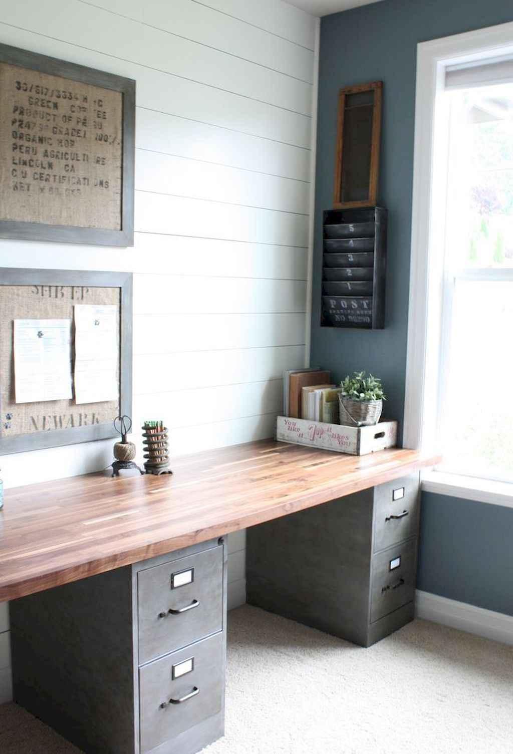 40 Easy Diy Farmhouse Desk Decor Ideas On A Budget 31 Roomadness Com