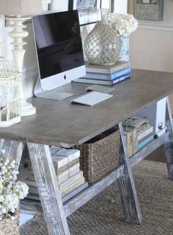 40 easy diy farmhouse desk decor ideas on a budget (35)