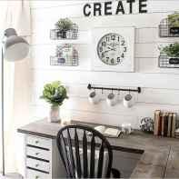 40 easy diy farmhouse desk decor ideas on a budget (5)