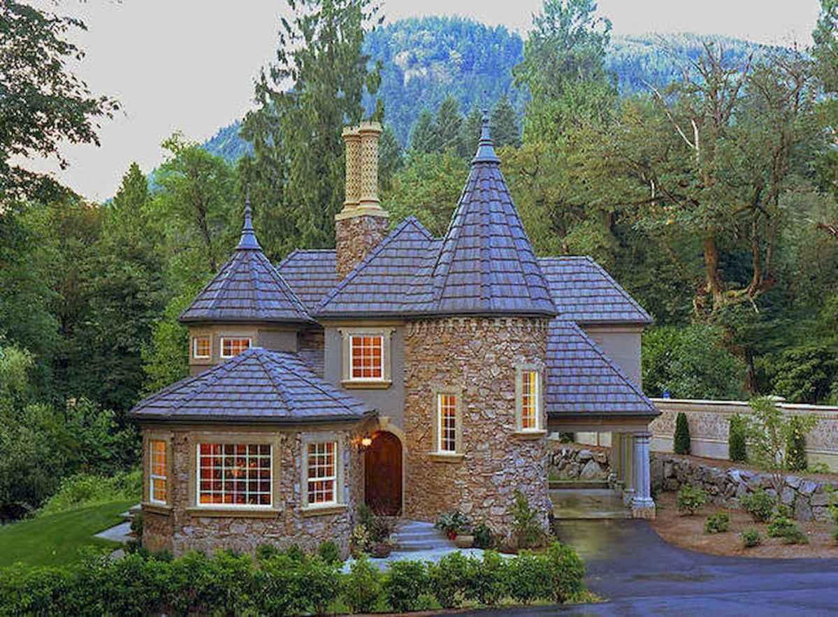 40 modern castle homes exterior landscaping (1)