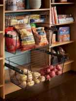 40 space saving storage and oragnization ideas for small kitchens redesign (36)