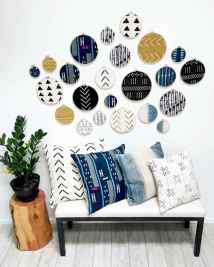 50 diy first apartment ideas on a budget with boho wall decor (24)