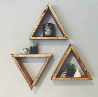 50 diy first apartment ideas on a budget with boho wall decor (53)